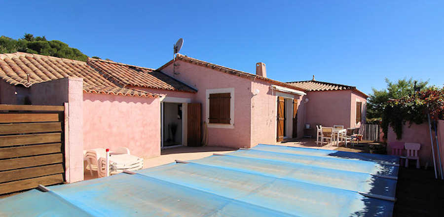 Tremendous Margon Cheap Villa Property For Sale In South Of France Download Free Architecture Designs Licukmadebymaigaardcom