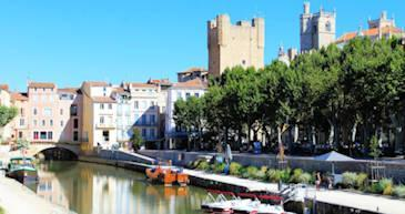 Narbonne long term rentals France