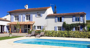 large long term rental properties france366