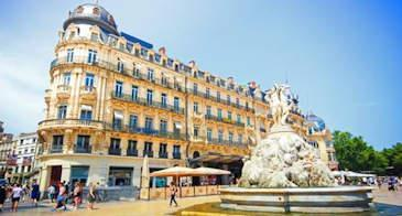montpellier long term rental properties France