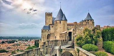 Carcassonne long term rentals france