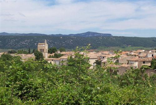 Places to buy a house in France Aniane South France